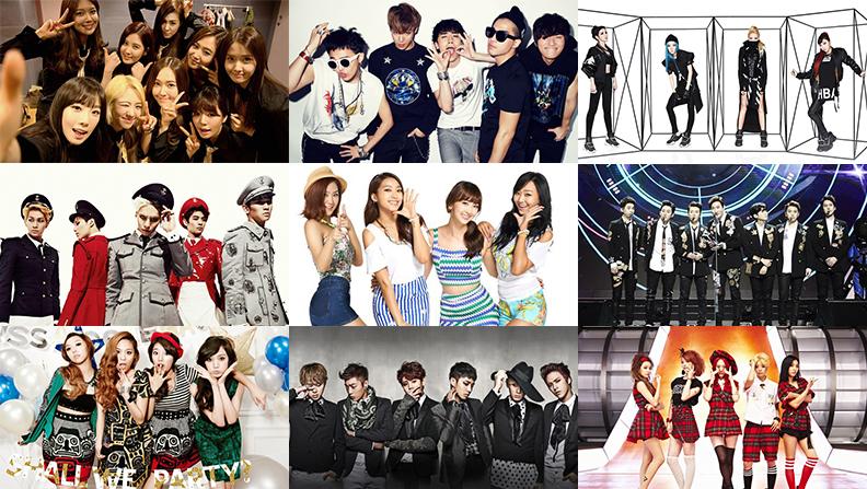 【2016年最新情報】「KPOP」男女人気グループランキング一覧【韓国アイドル】
