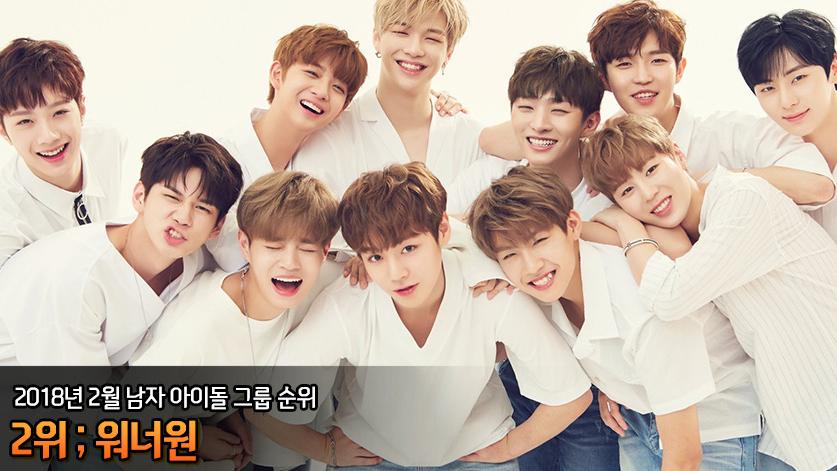 【2018年2月最新版】「K-POP」男女人気グループランキング Wanna One